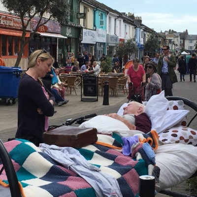 Bed  by Entelechy Arts' Older Peoples' Drama Group