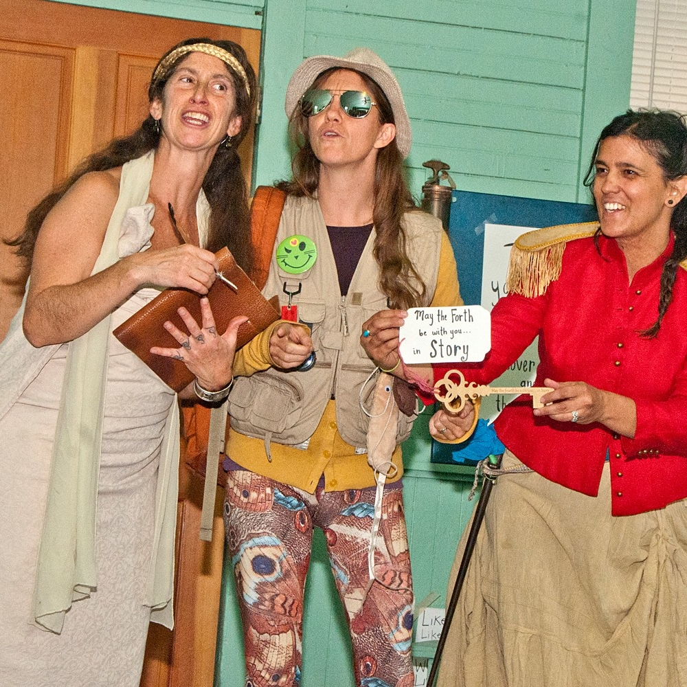 Part 5: Belonging Bandwagon: A Performance Art-Driven Dialogue for Culture's Sake