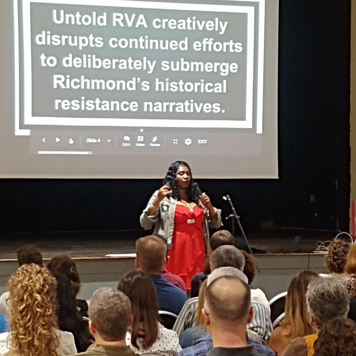 Part 4: STICK + MOVE: Commemorative Justice in Richmond, VA