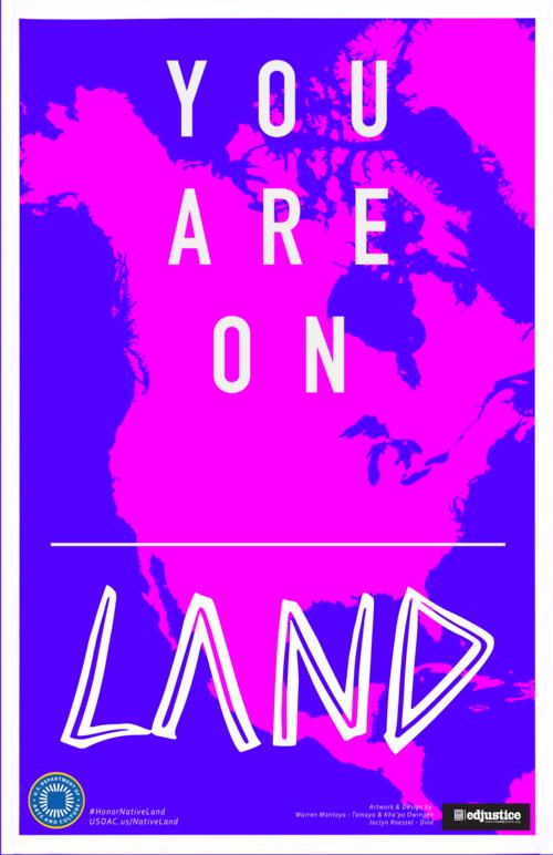 HonorNativeLand — U S  Department of Arts and Culture