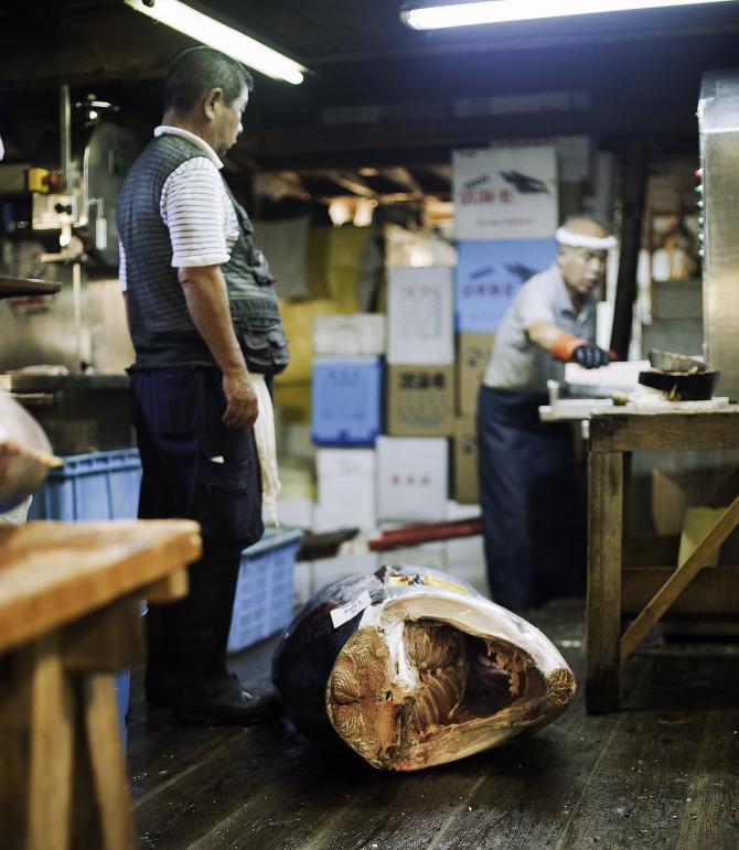 2MikeHaftelTsukijiFishMarketWinter2011.jpg
