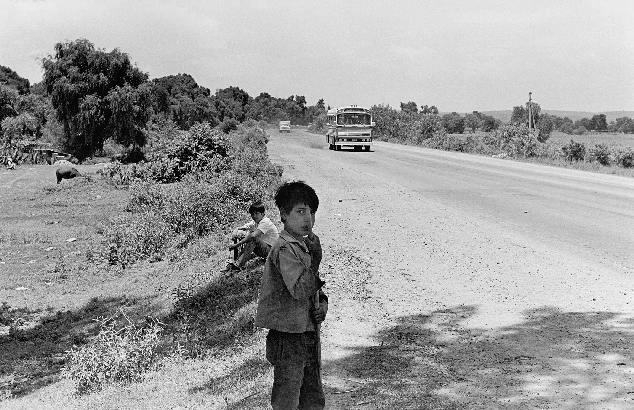 Rural Mexico 1972