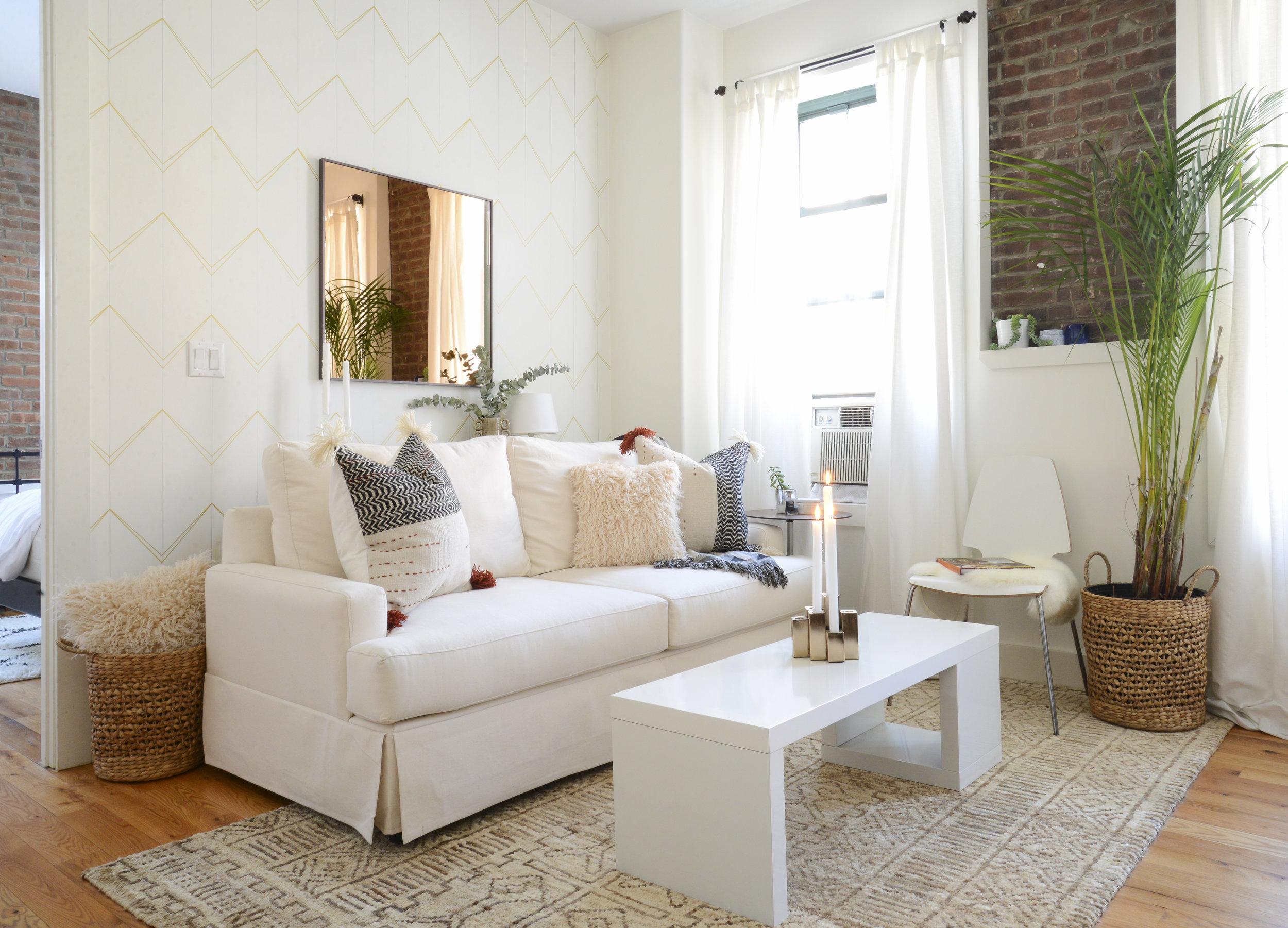 Brooklyn apartment - BEFORE