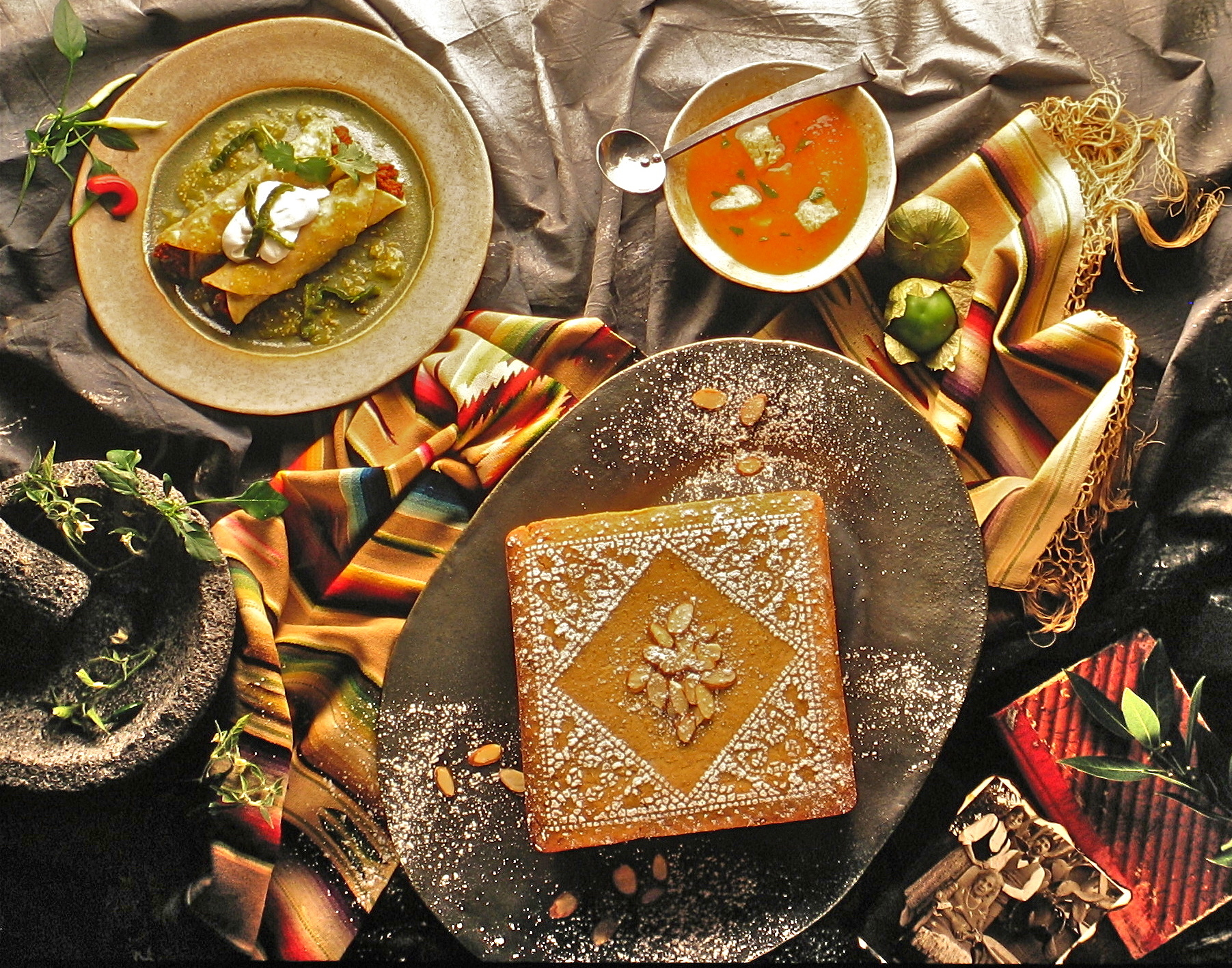 Mexican Family Recipes L.A. Times