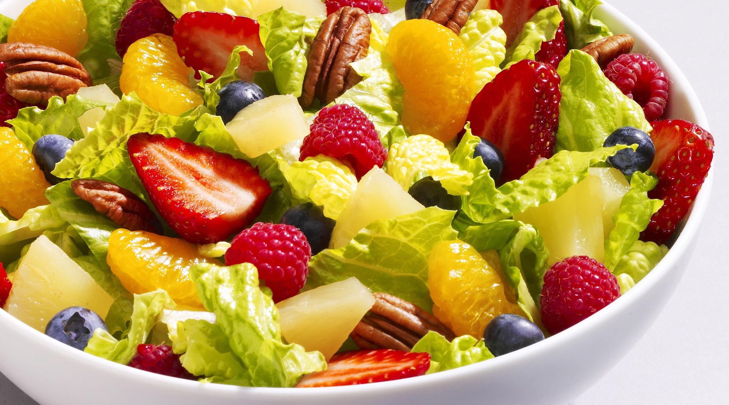 Mixed Berry Salad
