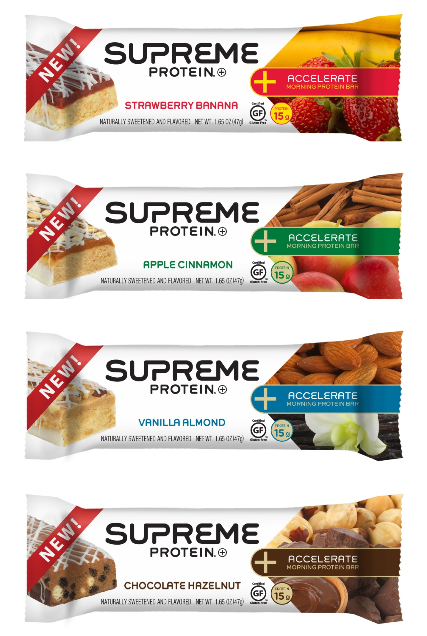 Supreme Protein Nutritional Bars