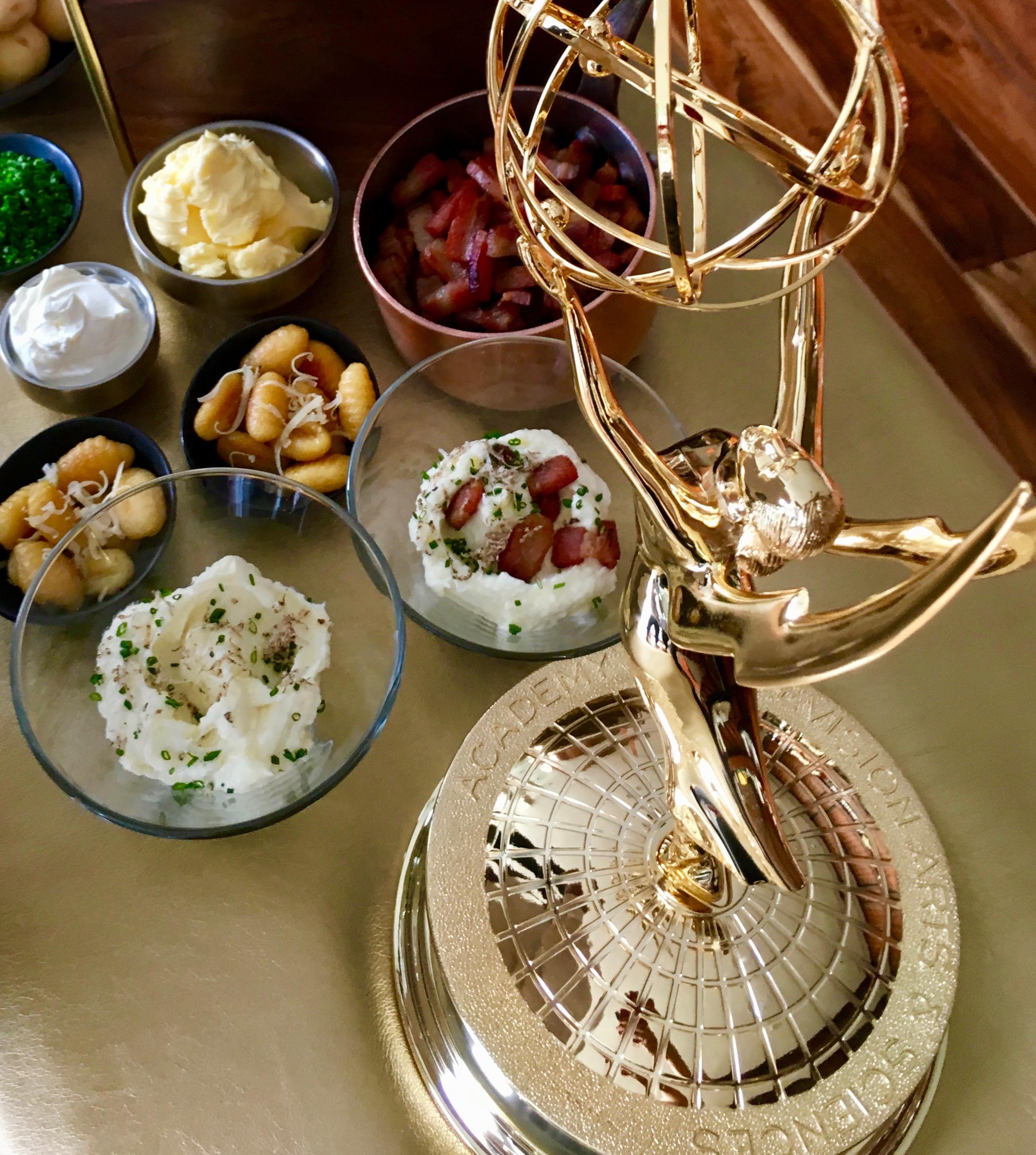 70th Primetime Emmy Awards Governor's Ball Menu