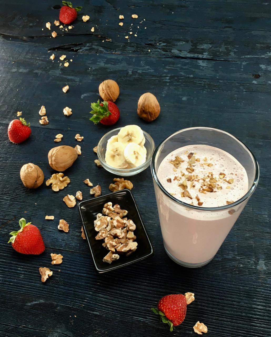 Herbalife® Nutrition Strawberry Bananna Shake
