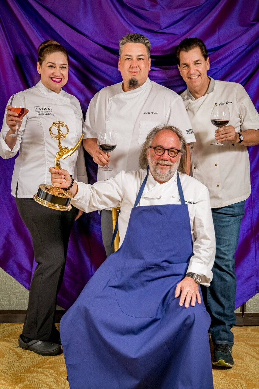 2019 Emmy's Patina Catering Celebrity Chef Joaquin Splichal.