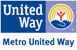 Metro United Way logo