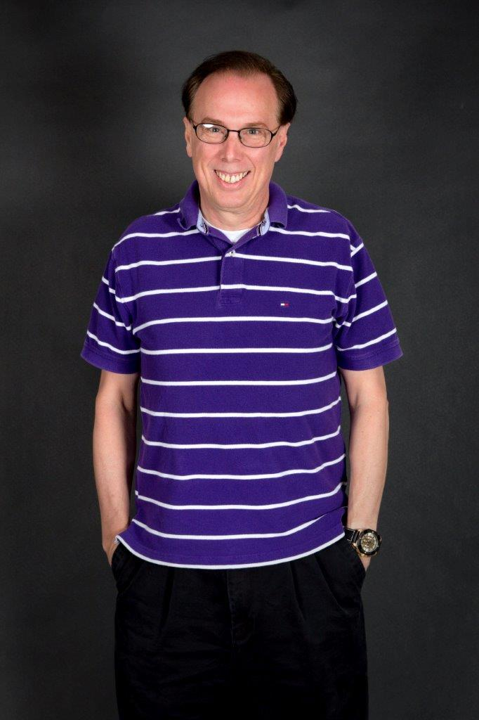 Director of Interpreting Services Dave Calvert