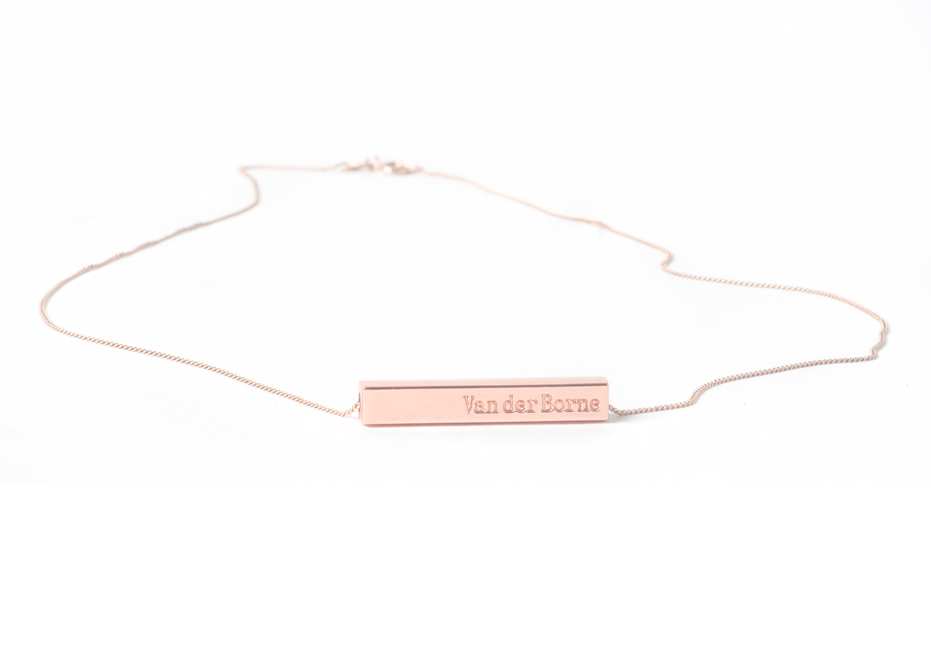 Rose Necklace -€129,00