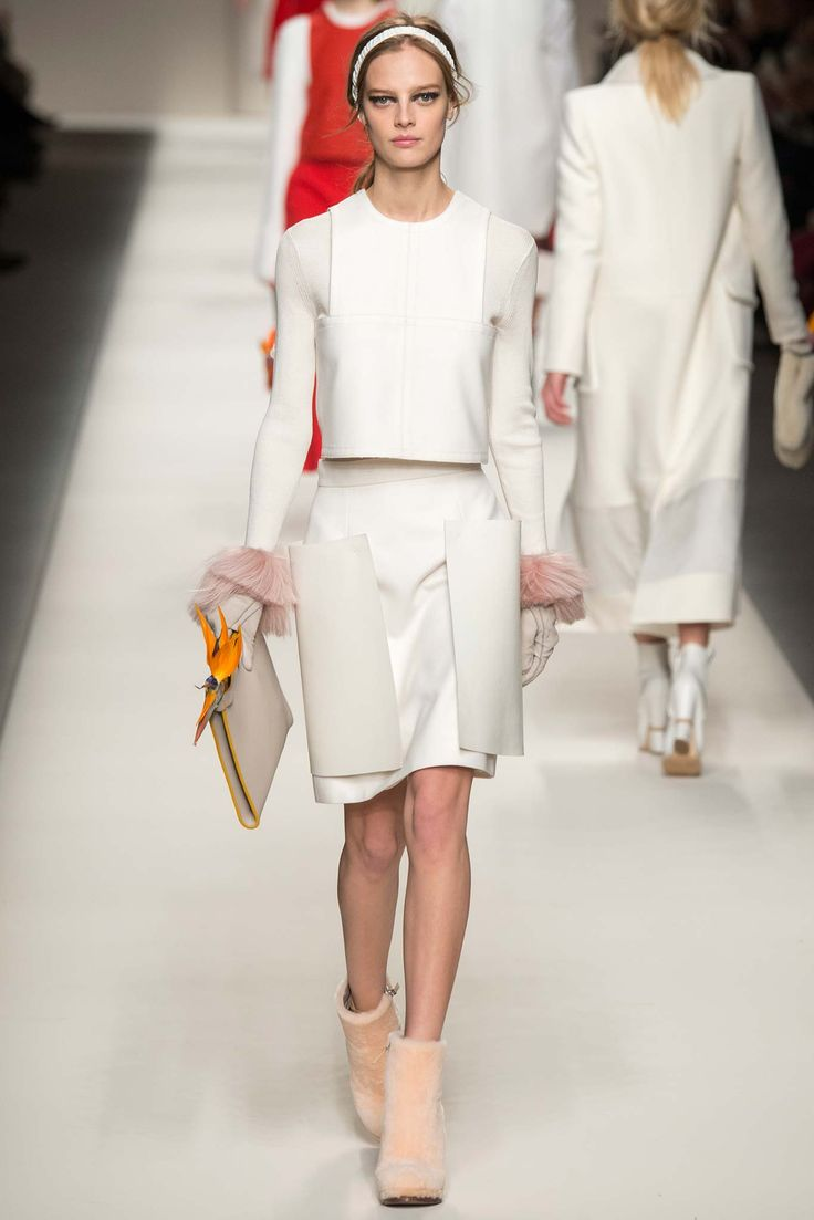 Fendi Fall 2015 Ready-to-Wear Collection