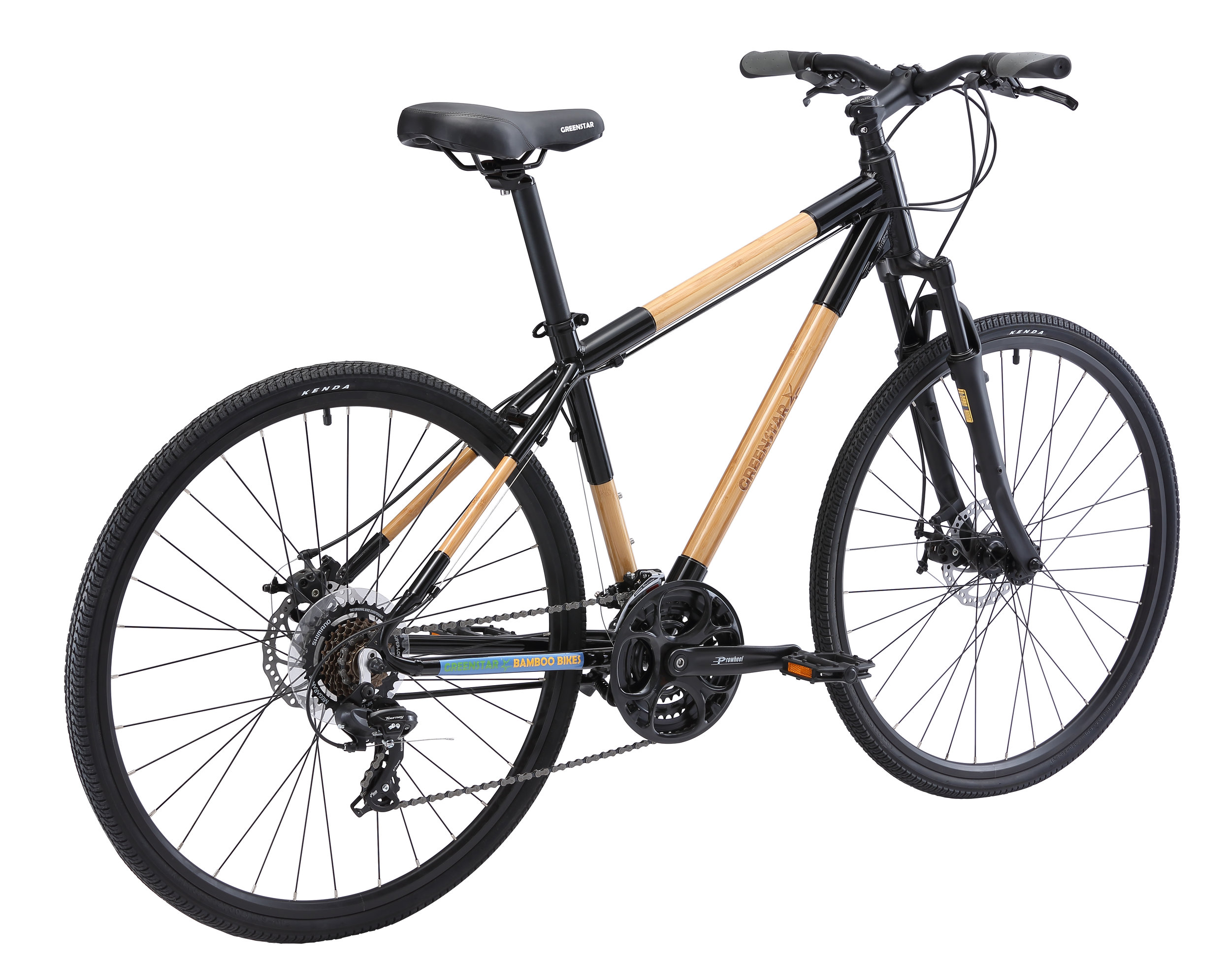 EcoCross Hybrid bamboo aluminum bike back 201708.jpg