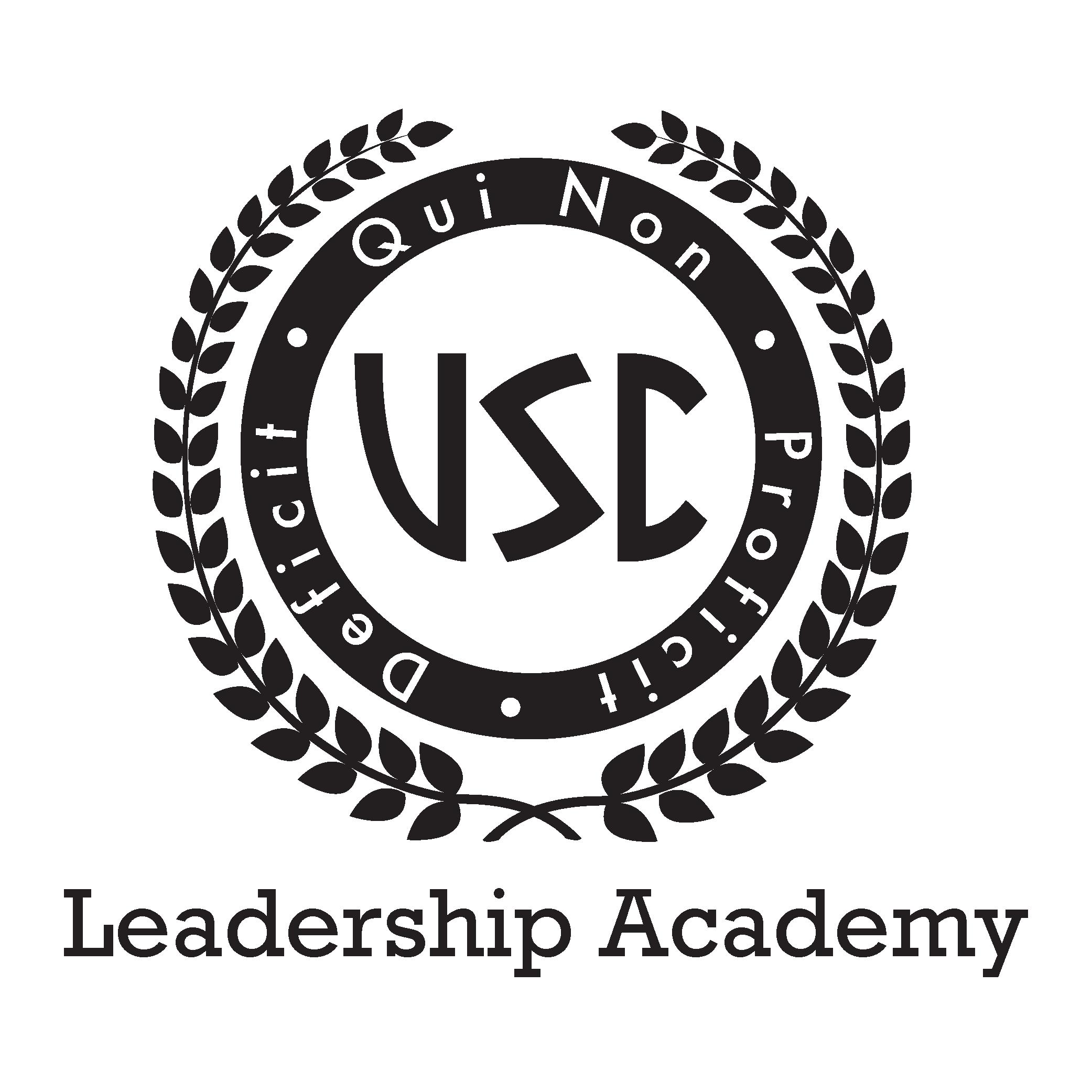 USC Leadership Academy Logo
