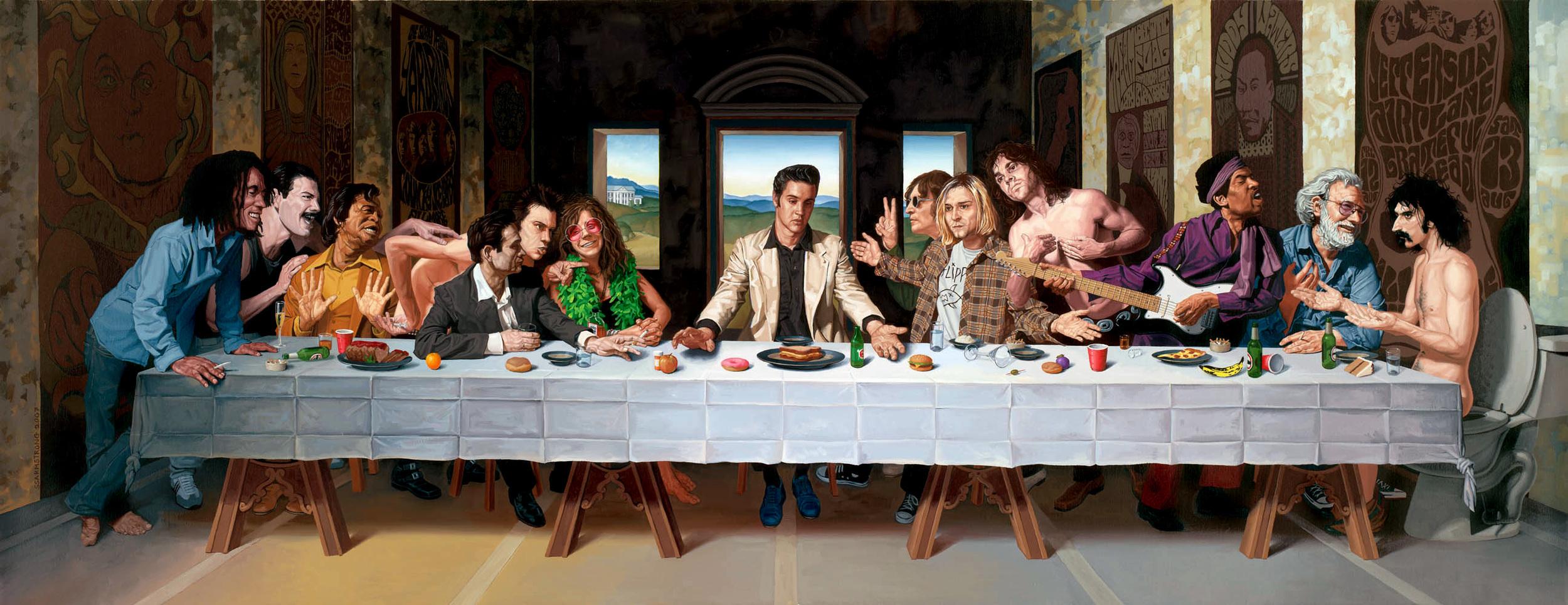 Hard Rock Supper