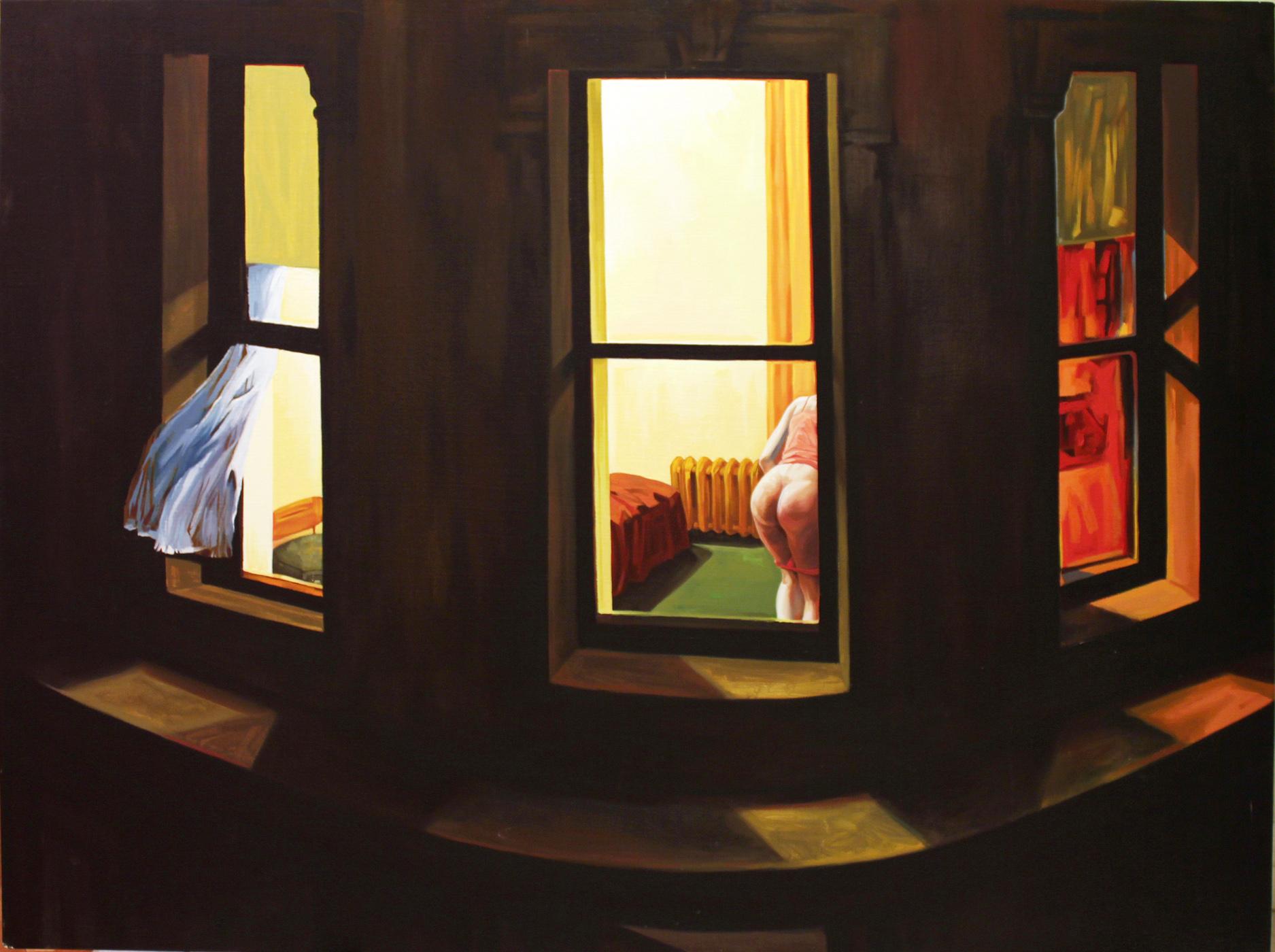 Night Windows II
