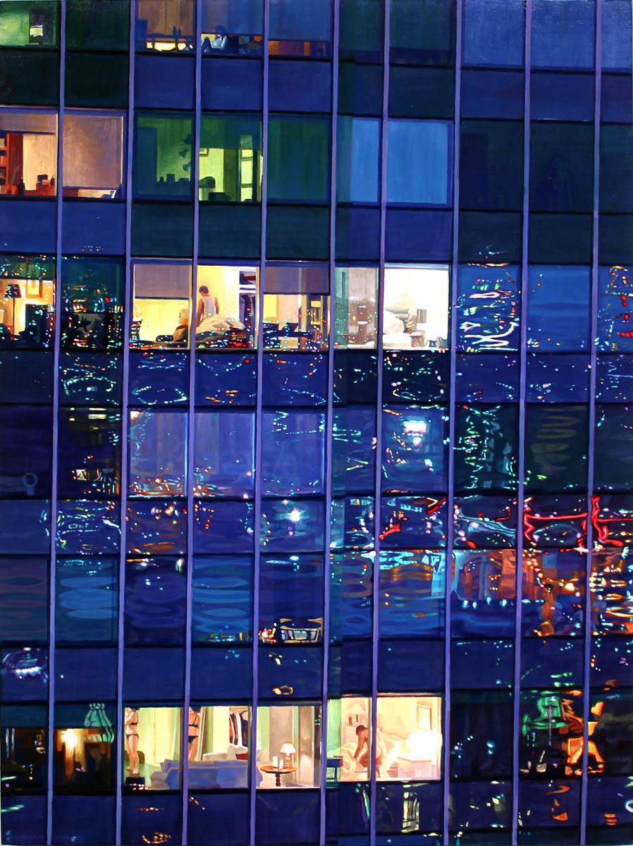 Sundown On the 27th Floor