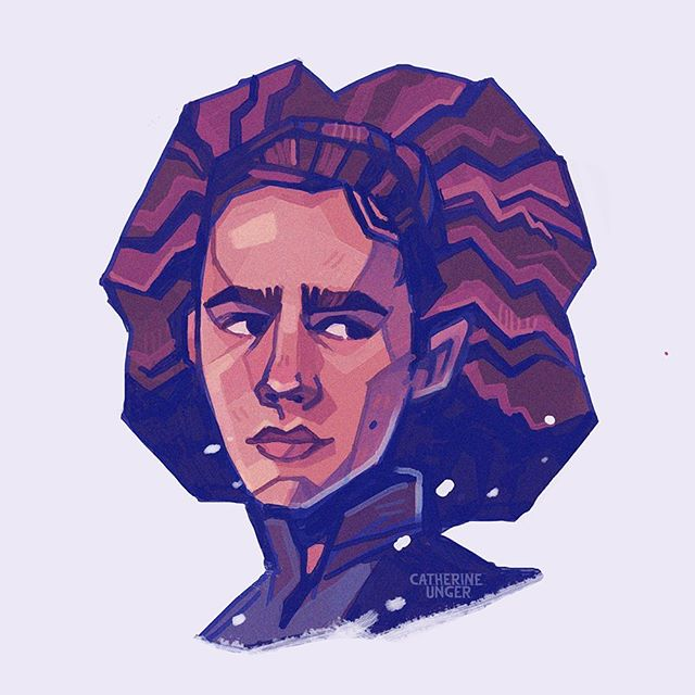 The Interpreter - Missandei. #gameofthrones