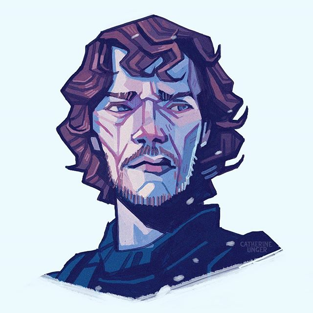 The Prince / Theon Greyjoy #gameofthrones