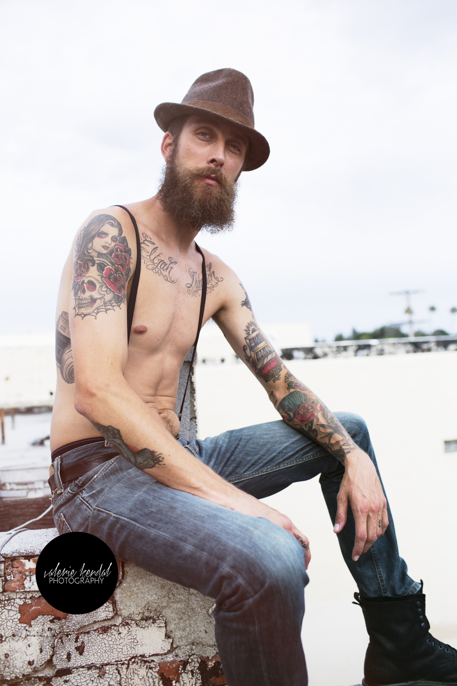 Los-Angeles-Tattoo-Suspenders-Commercial-Lifestyle-Rooftop-Valerie-Kendal-Photography -Mark B 866.JPG