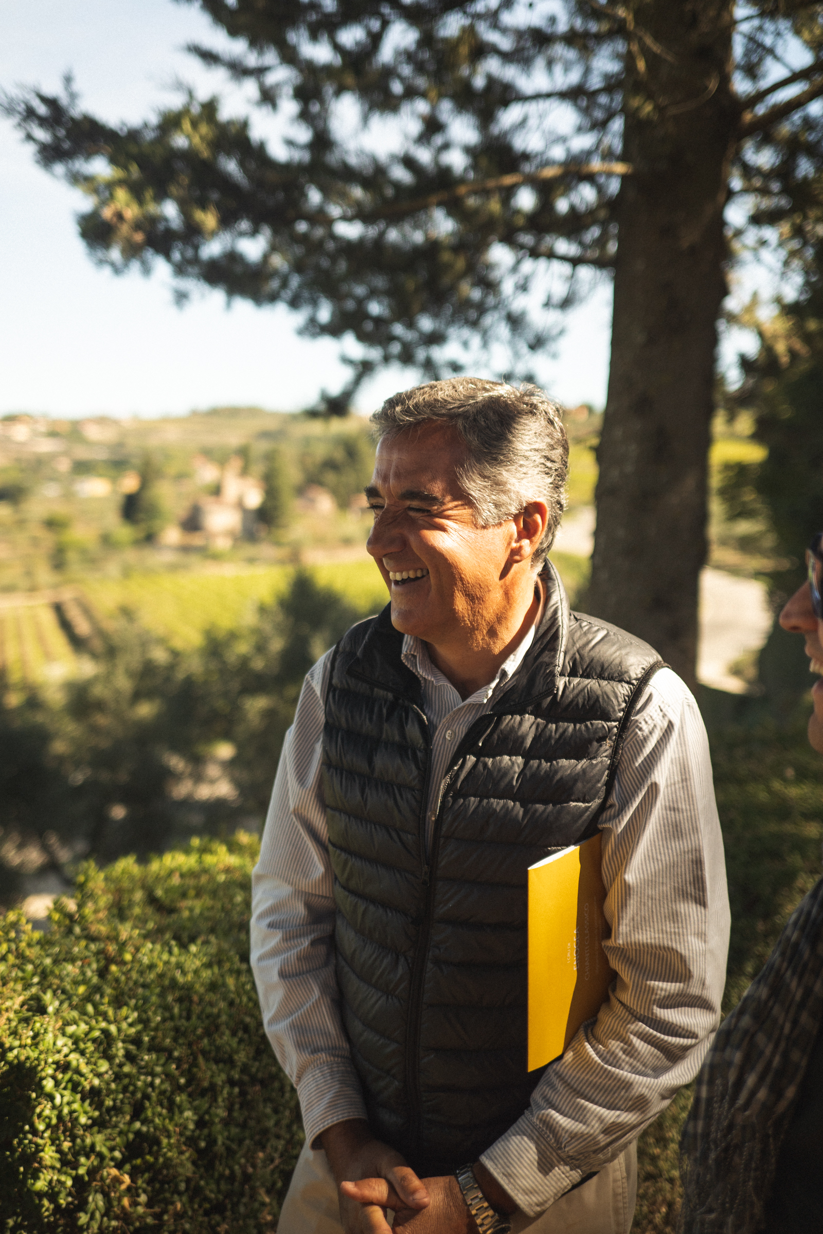 Owner of the Fontodi company in Panzano in Chianti Giovanni Manetti is the fourteenth president in the history of the oldest Italian Wine Consortium.