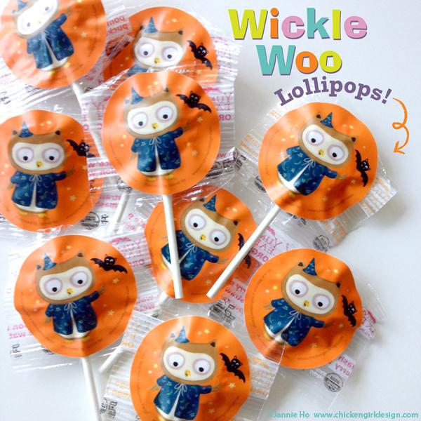 WickleWooLollipops