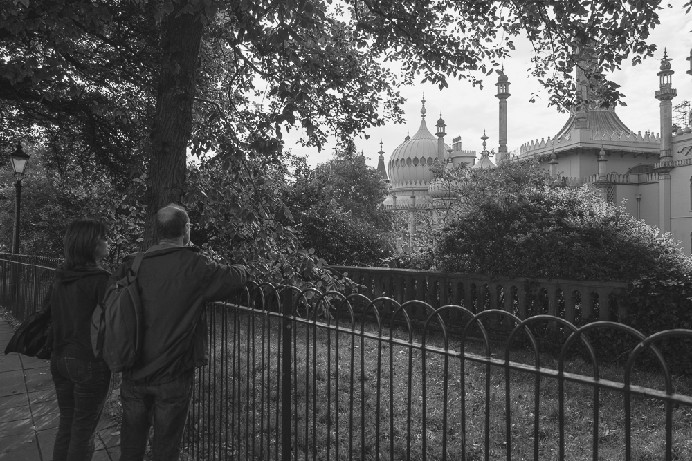 The Royal Pavilion © Andrew Newson