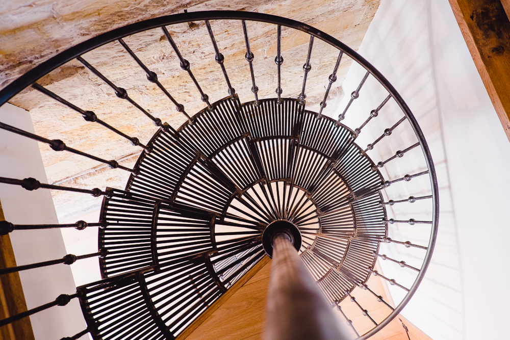Spiral Stairs - © Andrew Newson