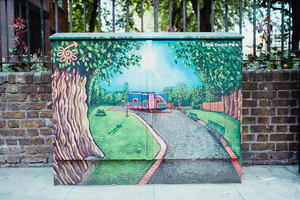 Little Dorrit Park © Andrew Newson