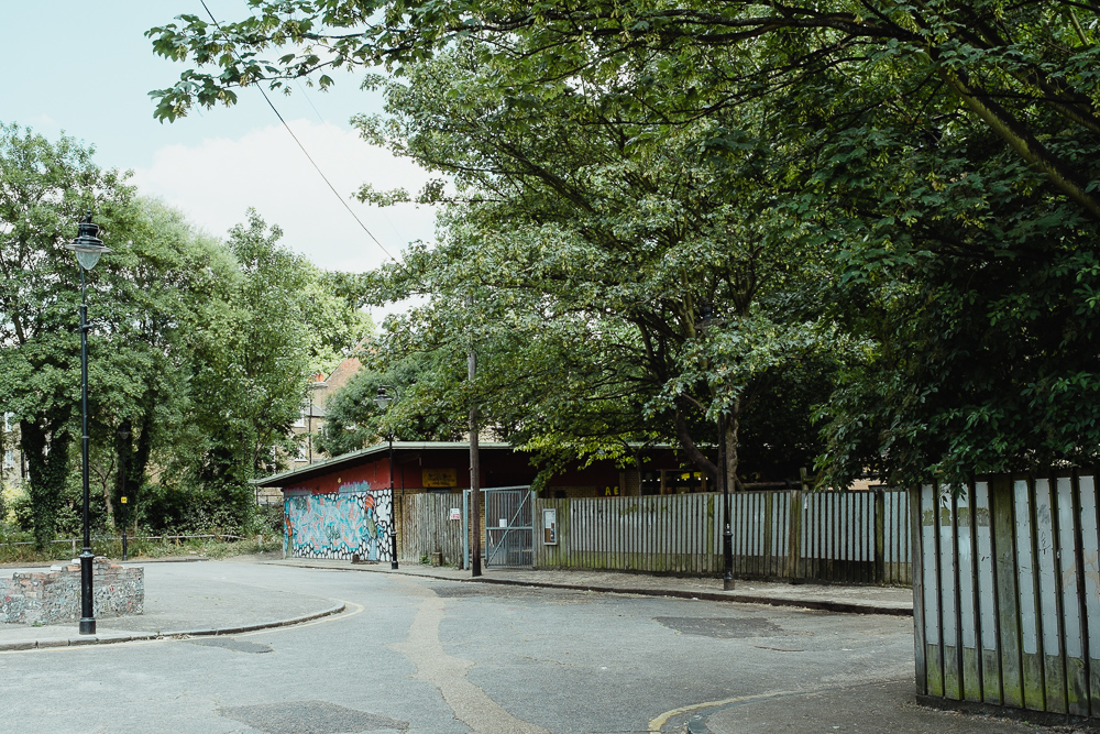 Dickens Fields © Andrew Newson