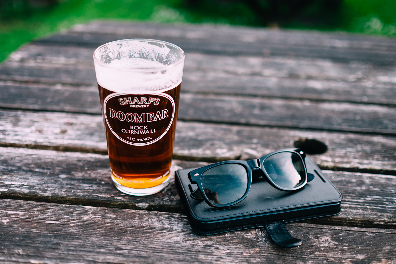 Doombar. Made in Cornwall, or maybe not.