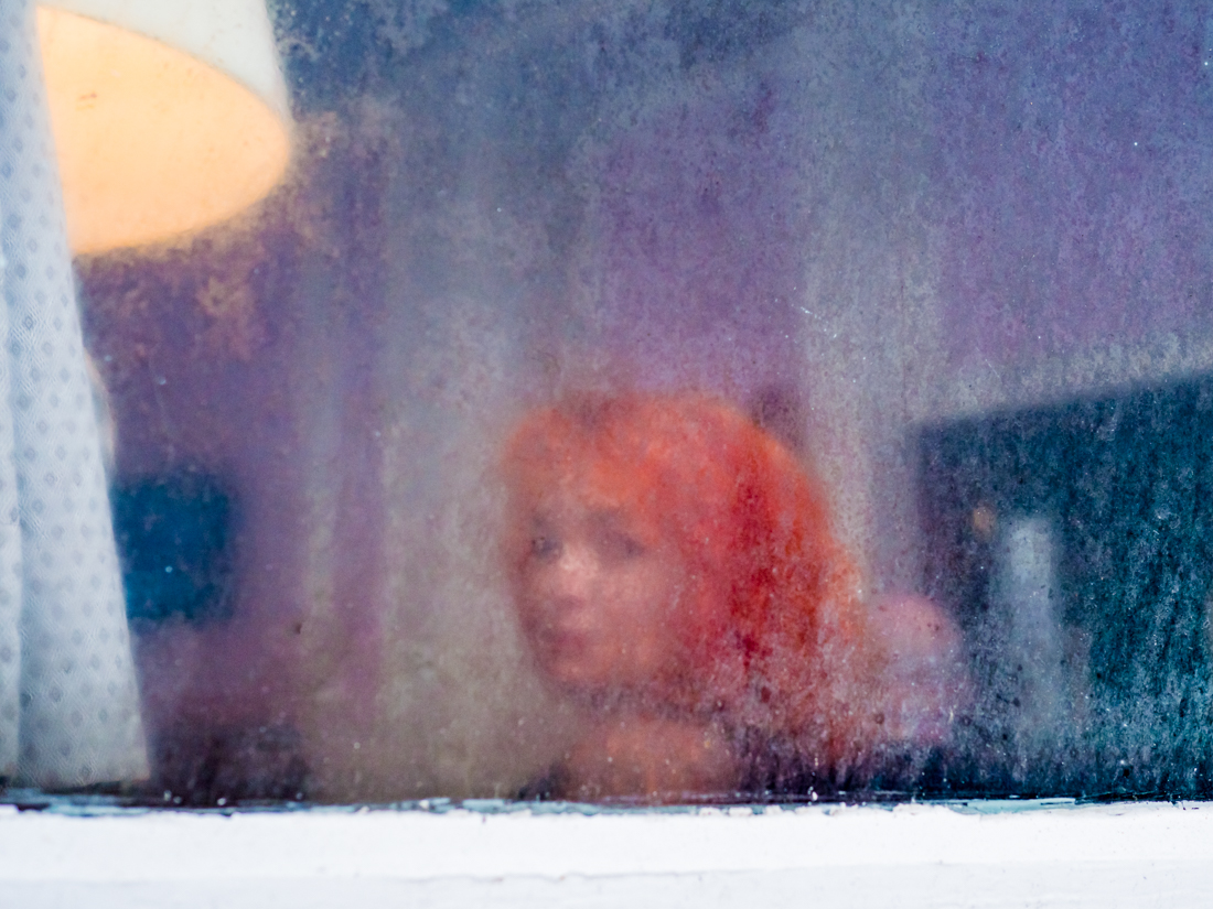 Red Hair - Brighton, Feb 2016 - © Andrew Newson
