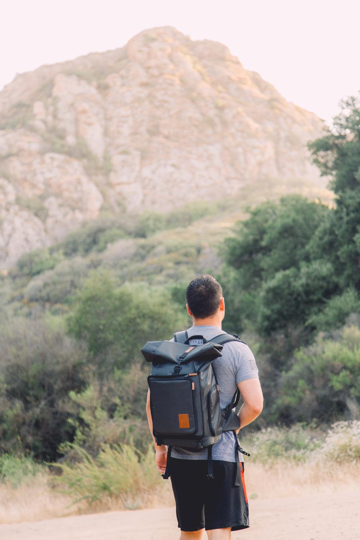 Rolltop Bag - Photo © Brevite http://www.brevite.co