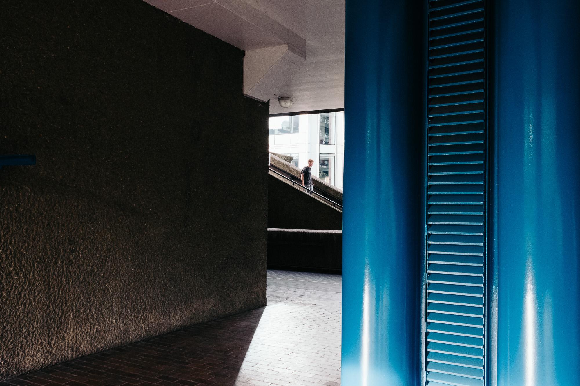 Barbican Centre © Andrew Newson