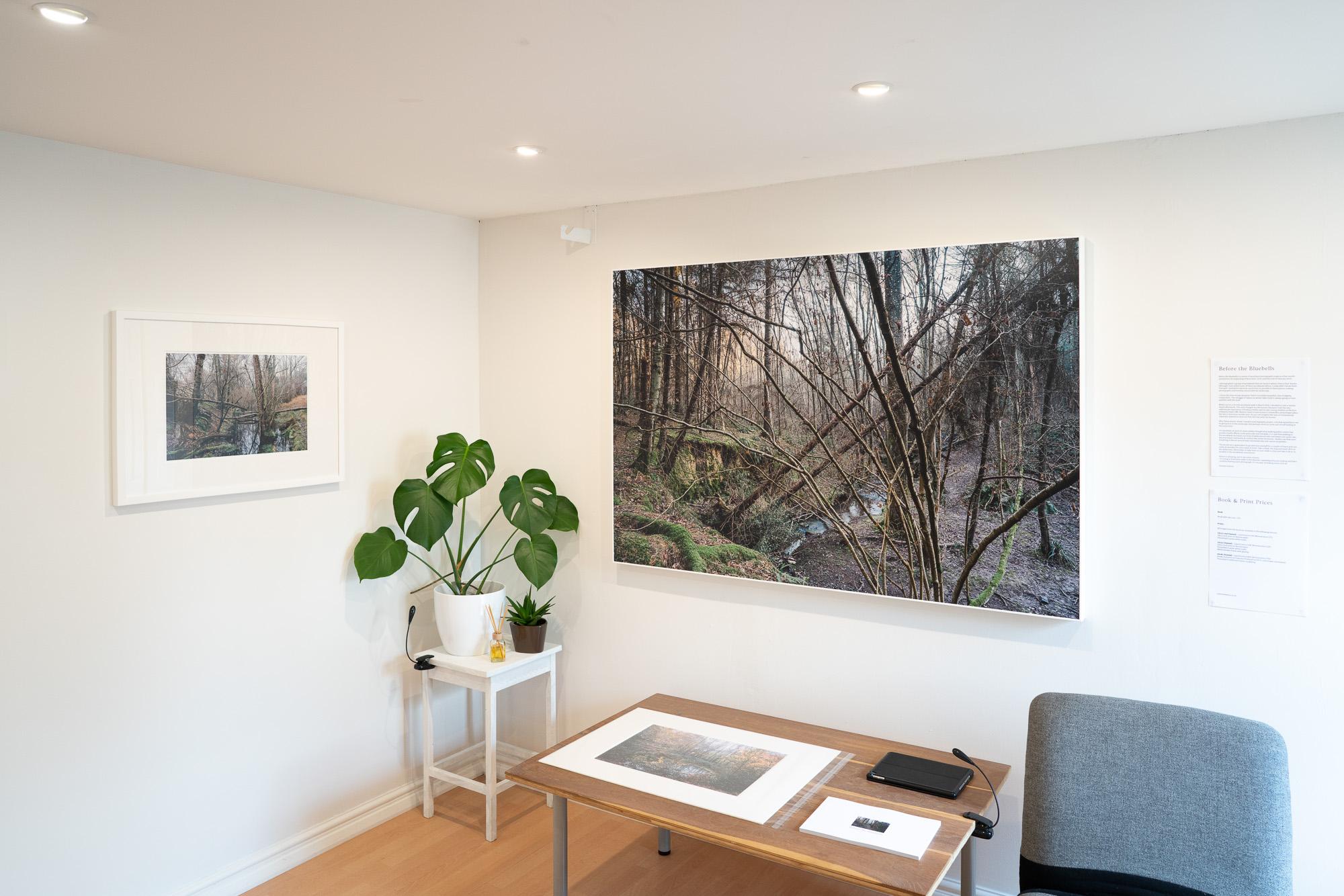 18x12 inch framed print and 60x40 inch framed print.