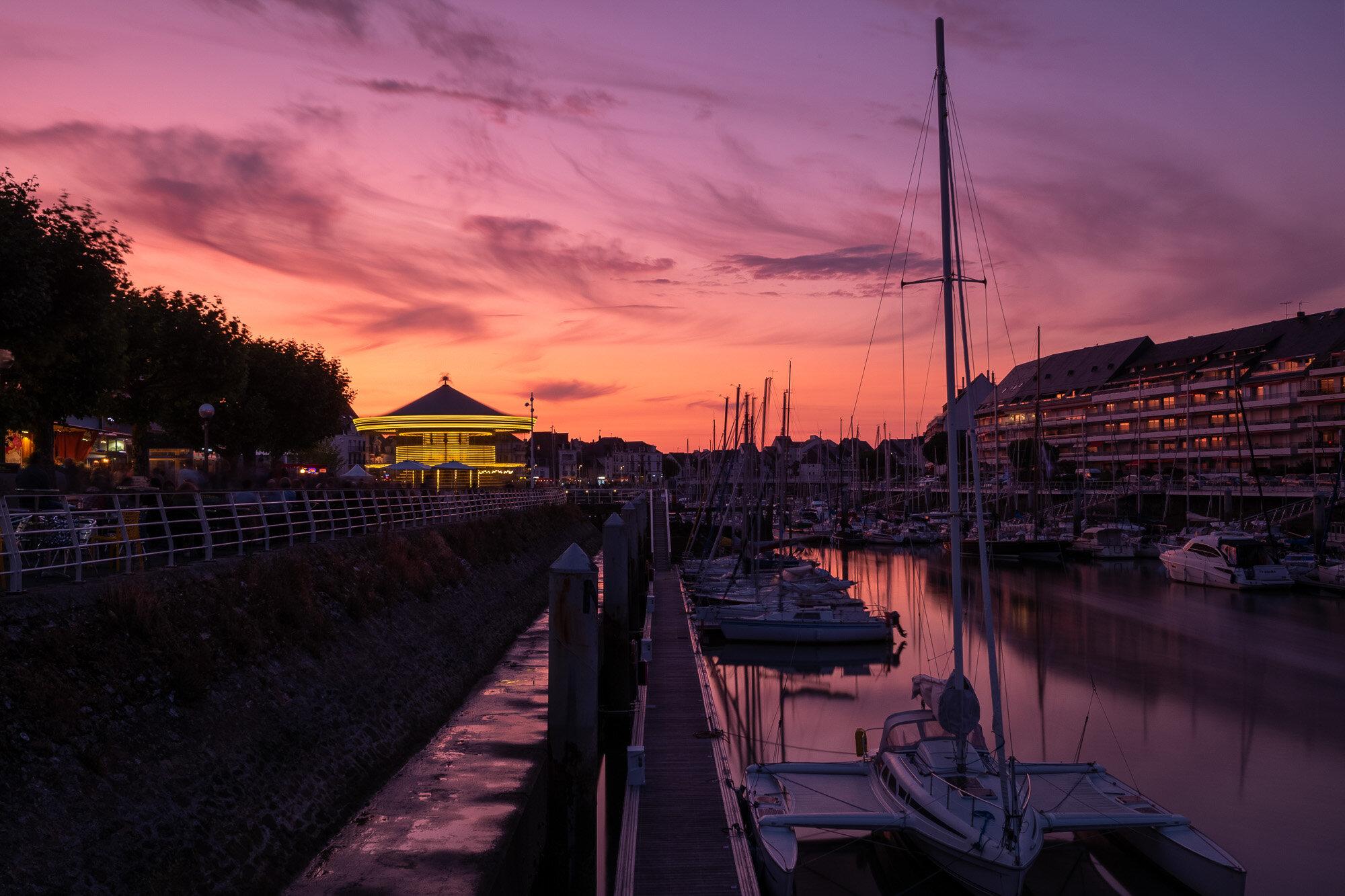 © Raphaël Ricklin (Sunrise/Sunset assignment)