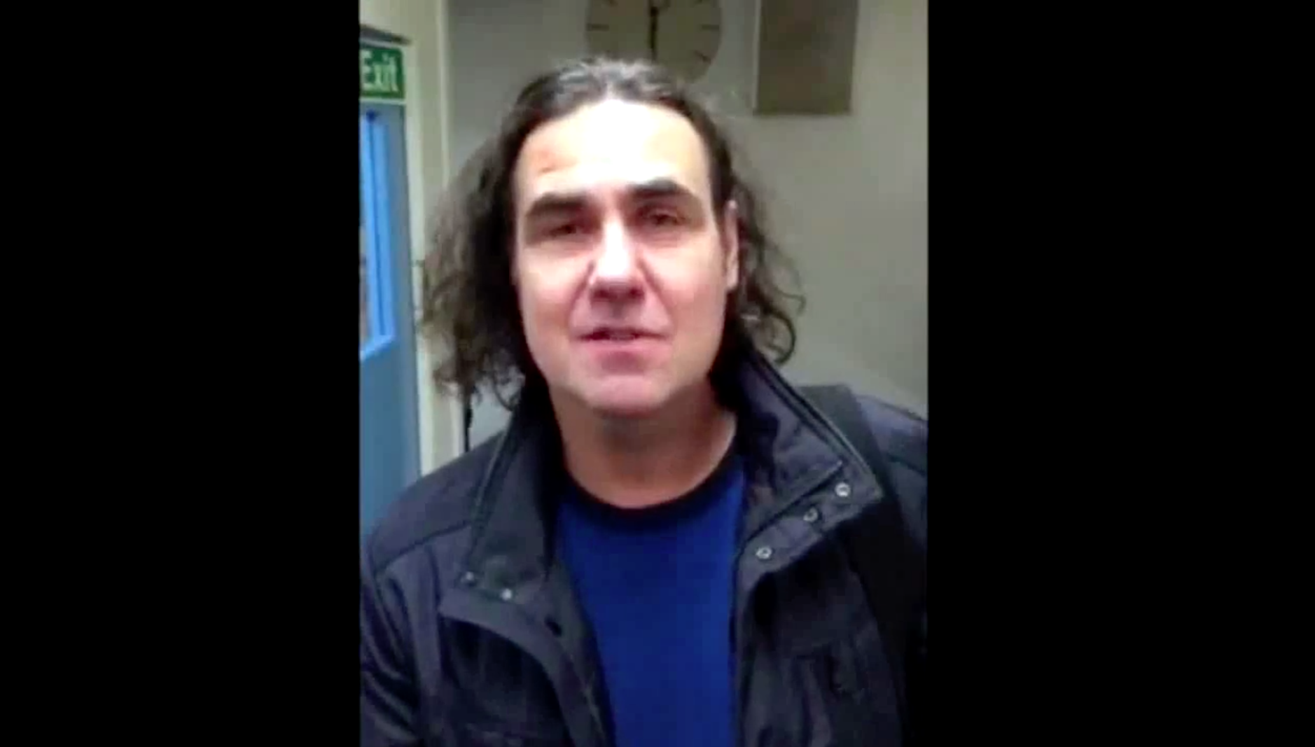 Micky Flanagan, in Freddie Flintoff Tour Opener with Clyde Holcroft