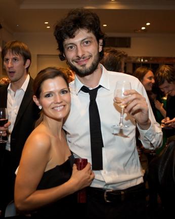 Kathy Hollingsworth & Francesco Calabrese