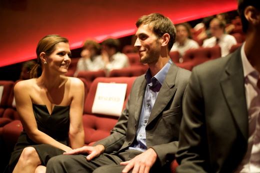 Kathy Hollingsworth and James Edenborough