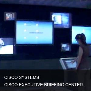 CISCO EXECUTIVE BRIEFING CENTER