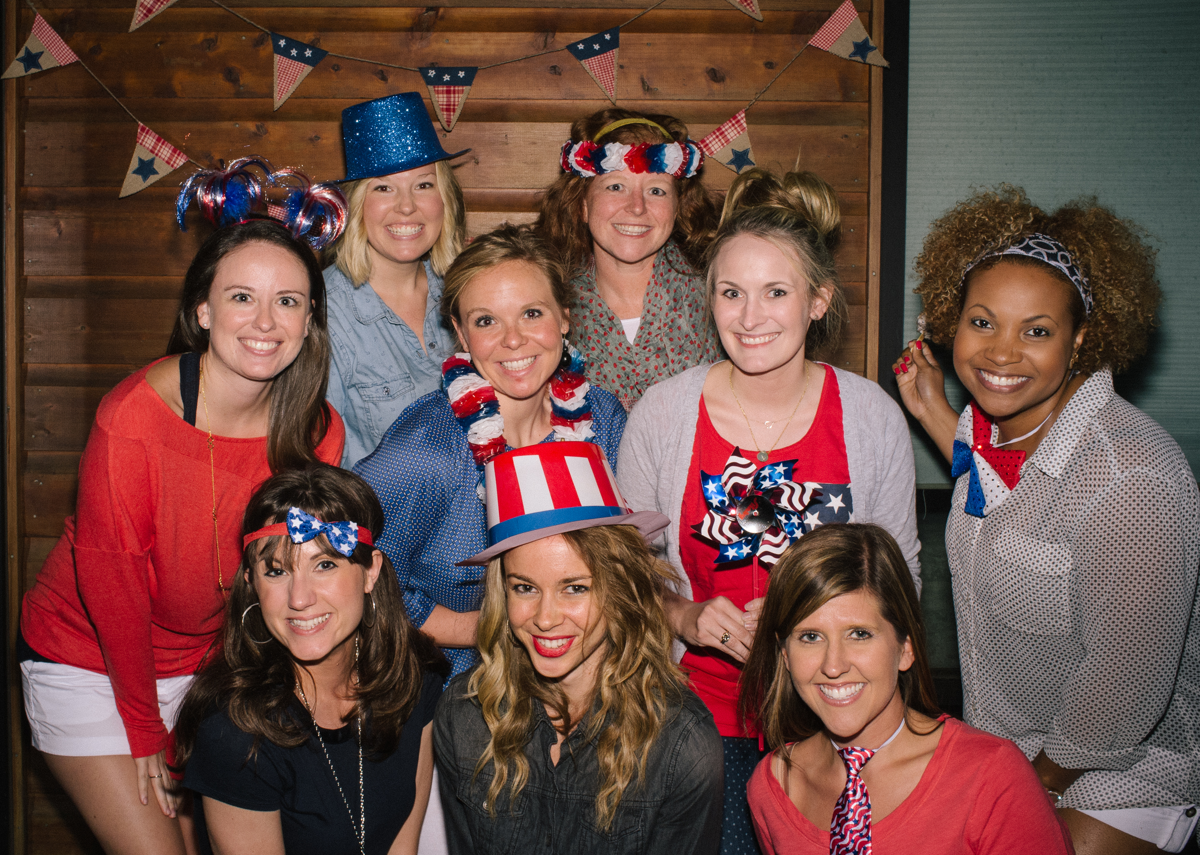 Fourth of July the lovingkind
