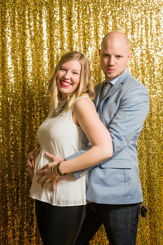 Todd + Amy // Welcomed first baby, London, in 2014!