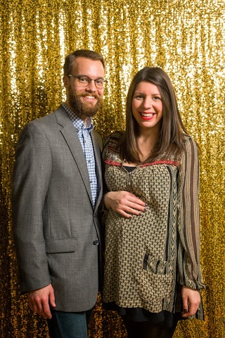 Michael + Amber // Welcomed first baby, Daniel, and moved states in 2014(We miss them!)