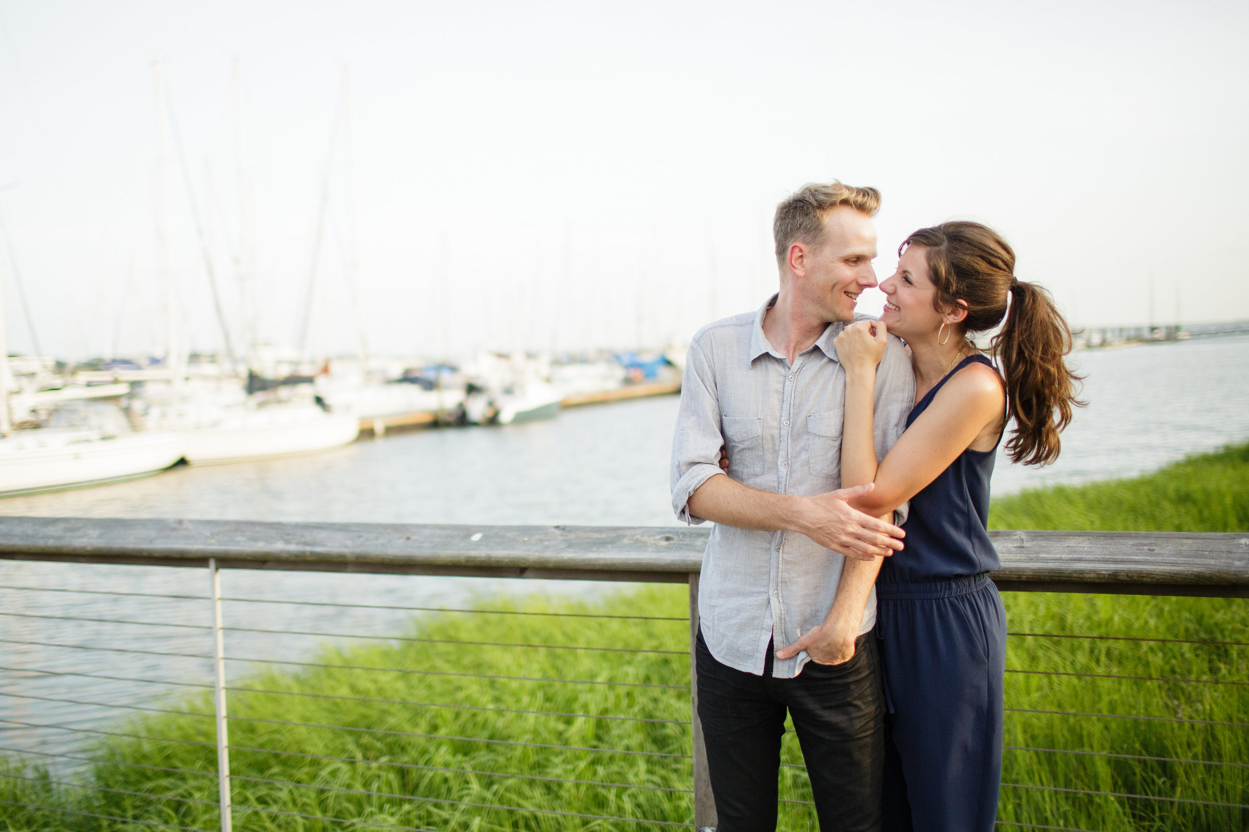 Sweet moments on the pier in St. Simonscaptured by our friend and photographer,  Sarah DeShaw .