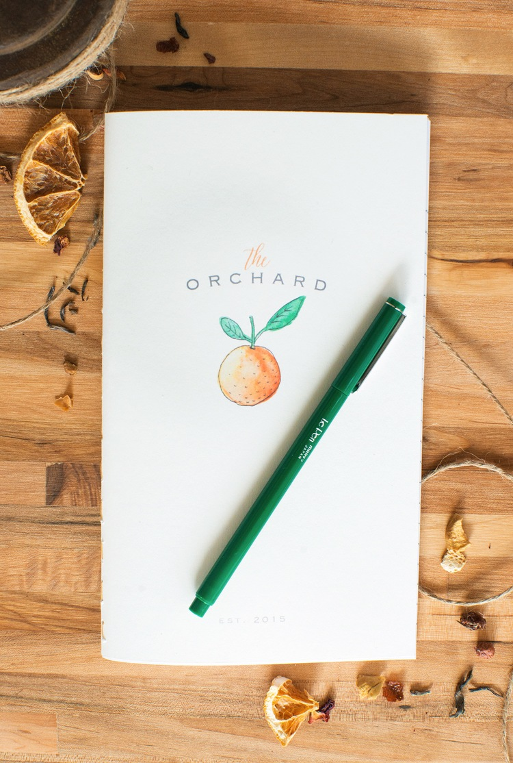 The Orchard, a creative community for women, has been such an unexpected and amazing adventure. I am so looking forward to Season Two beginning in January!