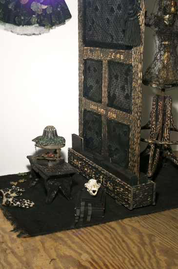 The Confessional (detail)
