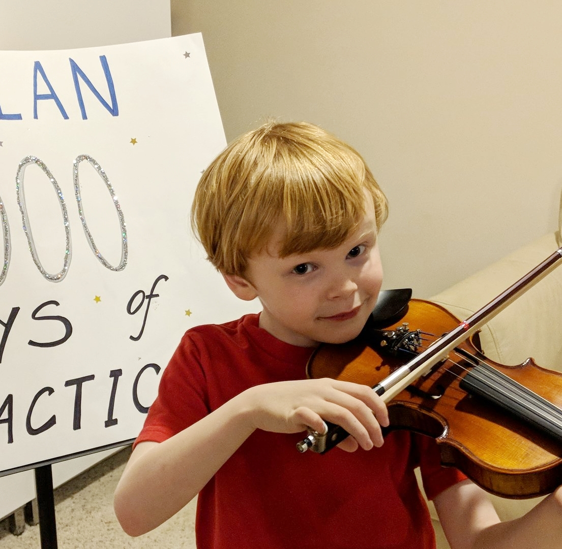 Violin Lessons Near Me