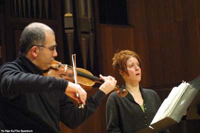 Movses & Tony in Buffalo, 2003