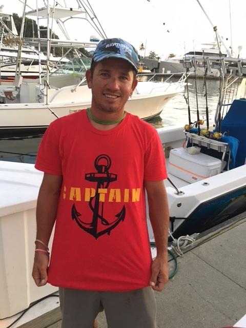 Captain Rudy Solano
